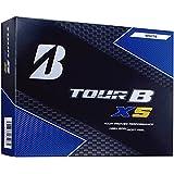 BRIDGESTONE(ブリヂストン) ゴルフボール TOUR B XS 1ダース( 12個入り)