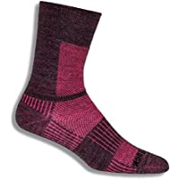 WRIGHTSOCK(靴擦れを起こさない2重構造の靴下)MERINO COOLMESHⅡ (メリノ クールメッシュII ) Crewタイプ(クルータイプ)メリノウール 靴擦れ防止 靴ムレ防止 ランニング サイクル トレイル 登山[W0013]
