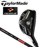 テーラーメイド ゴルフ RESCUE 11 レスキュー ユーティリティー RESCUE-65 カーボンシャフト #5/23.5度/R