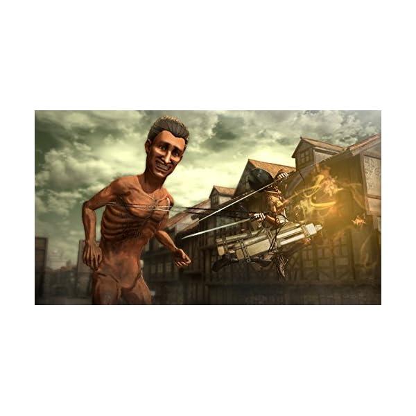 Attack on Titan (輸入版:北...の紹介画像12