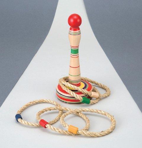 木製輪投げセット