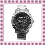 アニエス ベー agnes b 腕時計 ウォッチ-BYU061P1-シルバー(文字盤:ブラック) [並行輸入品]