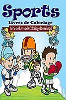 Sports Livres de Coloriage