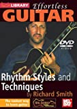 Effortless Guitar - Rhythm Styles And Techniques [DVD]