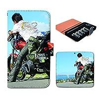 (ティアラ) Tiara プルームテック ケース ploom tech 専用 手帳型 カバー バイク オートバイ ライダー ロード FP271040000001 bike 本体 充電器 たばこ カプセル 全部 収納 禁煙