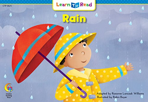 Rain (Fun and Fantasy Learn to Read)の詳細を見る