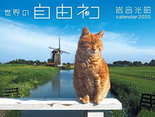 2020カレンダー 世界の自由ネコ ([カレンダー])