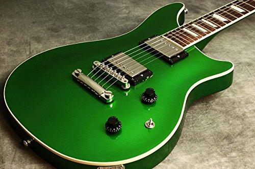 Gibson Custom / 2017 Limited Run Modern Double Cut Standard Metallic Alien Green