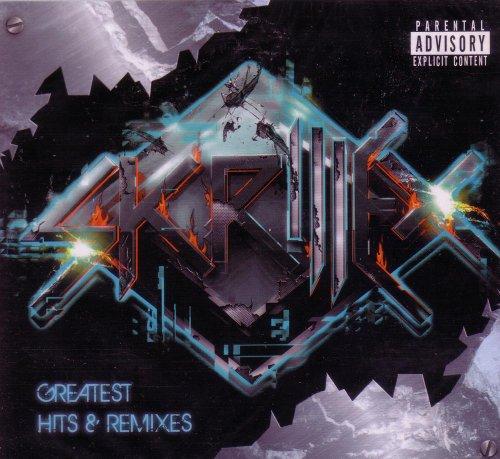[画像:Skrillex Greatest Hits 2CD set in Digipack]