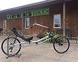 RANS(ランズ) XStream700 リカンベント 自転車 スタンダードフレーム Dunbar Teal(ブルーグリーン)