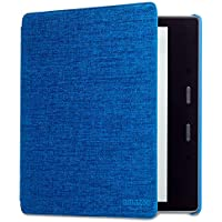 Amazon純正  Kindle Oasis (第9世代) 用 ファブリックカバー マリンブルー