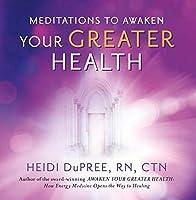 Meditations to Awaken Your Greater Health【CD】 [並行輸入品]