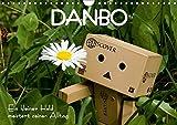 """Danbo - Ein kleiner Held meistert seinen Alltag (Wandkalender 2019 DIN A4 quer): Ein kleines """"Kartonm?nnchen"""" lebt seinen Tag (Monatskalender, 14 Seiten )"""