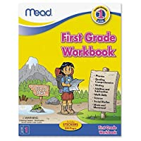 Mead First Grade Workbook (48200) [並行輸入品]