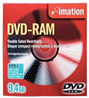 Imation 41528 DVD-RAM 9.4 Gb [並行輸入品]
