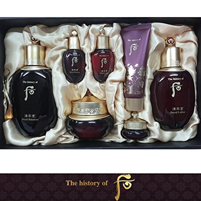 今後普及株式会社【フー/The history of whoo] Whoo后(フー) 津率享(ジンユルヒャン) 3種セット/JINYUL SET+[Sample Gift](海外直送品)