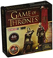 McFarlane Toys Game of Thrones House Lannister Construction Set 19361
