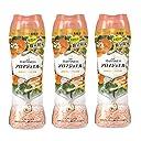 【まとめ買い】レノア ハピネス 香り付け専用ビーズ アロマジュエル アプリコット ホワイトフローラルブーケの香り 本体 520mL×3個 (3)