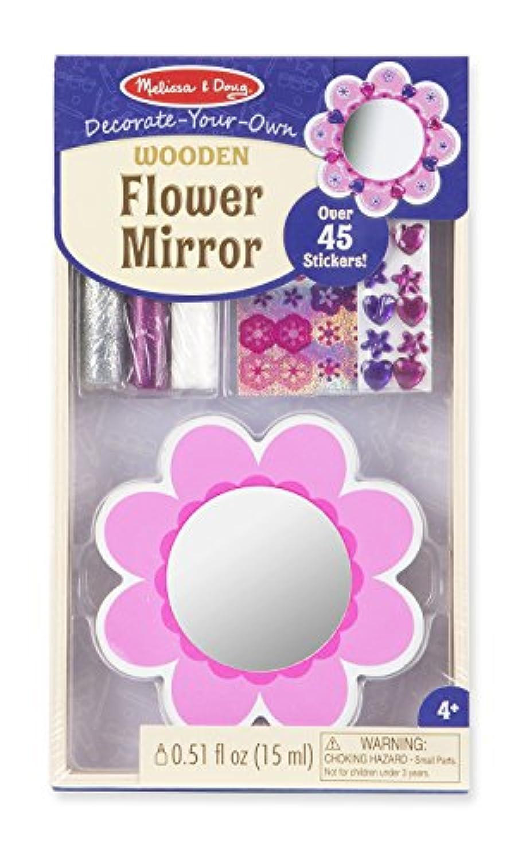 Flower Mirror: Arts & Crafts - Kits