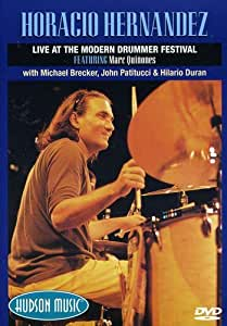 Horacio Hernandez: Live at the Modern Drummer 2000 [DVD] [Import]