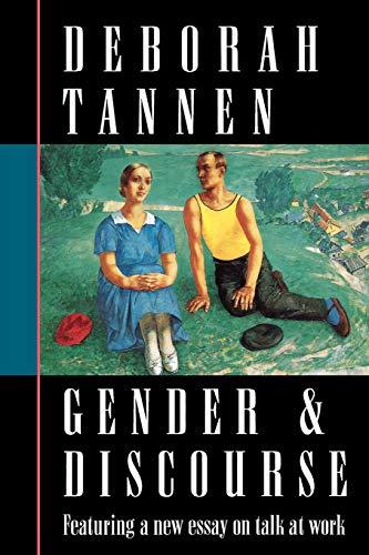 [画像:Gender and Discourse]