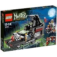 レゴ (LEGO) モンスターファイター バンパイアれいきゅう車 9464