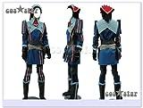 戦場のヴァルキュリア アリシア・メルキオット風 セット 02 コスプレ衣装 男性オーダーサイズ