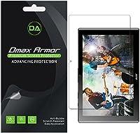 Dmax Armor [3枚パック] Acer Iconia One 10 B3-A40 アンチグレア 指紋防止 スクリーンプロテクター - 生涯交換