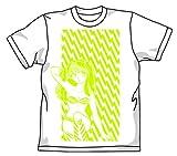うる星やつら ラムちゃんボーダーTシャツ ホワイト:L