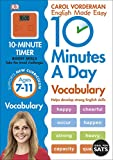 10 Minutes a Day Vocabulary Ages 7-11 Key Stage 2 (Made Easy Workbooks)