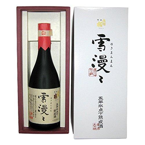 第24位:出羽桜酒造『雪漫々 氷点下五年熟成酒』