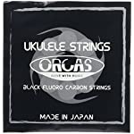 【ORCAS】 ウクレレ弦 セット OS-TEN LG (テナー用 Low-G)