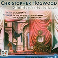 Music for the Theatre Vol. 1 by Christopher Hogwood