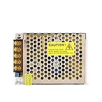 DC 24V 100W LED電源スイッチ電流電圧ドライバアダプタスイッチング照明安定化トランス定電圧Innovationo(色:銀)