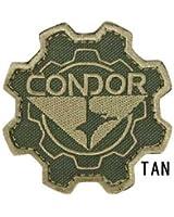 CONDOR(コンドル) タクティカルギア 243 GEAR PATCH ギアパッチ