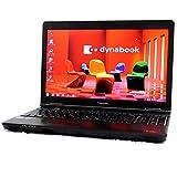 東芝 TOSHIBA dynabook Satellite B551/E PB551EBGXR7A51 Core i5 4GB SSD 128GB DVDスーパーマルチ 無線LAN 15.6型液晶 Windows7 Professional 無線LAN 中古 中古パソコン ノートパソコン