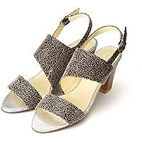 超特価セール!! 60%OFF inspire-gallery サンダル イタリアンレザー使用 革靴 1足限り 限定 日本製 レディースシューズ ハイヒール 婦人靴 パンプス バックバンド ミュール