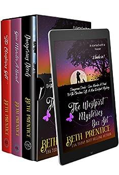 The Westport Mysteries Boxed Set by [Prentice, Beth]