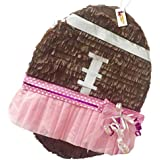 Football with Tutu Traditional & Pull Strings Pinata