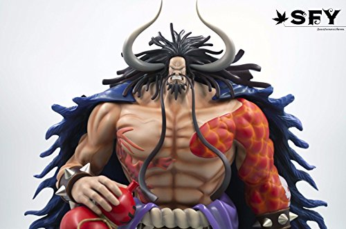 ONE PIECE/ワンピース/フィギア/カイドウ/[In stock ]New One Piece Gk resin SFY Kaido Statue POP scale limited 45CM