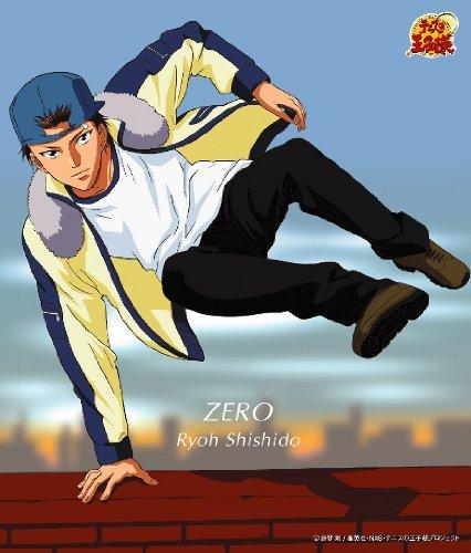 テニスの王子様 キャラクターアルバム ZERO 宍戸亮の詳細を見る