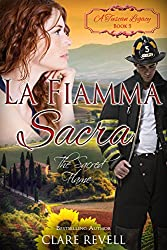 La Fiamma Sacra: The Sacred Flame (A Tuscan Legacy Book 5) (English Edition)