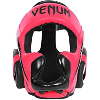 VENUM ヘッドギア Elite(エリート) (黒ピンク)