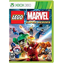 Lego: Marvel Super Heroes 輸入品