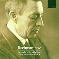 Rachmaninov;Wks.for Cello & Pi