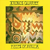 Pieces of Africa by Kronos Quartet (1992-02-14)