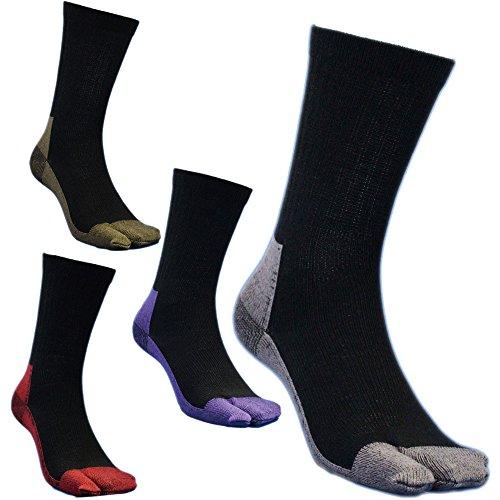 【SI768】吸湿シルクで蒸れずに快適!破れにくく安全靴に最...
