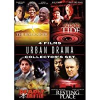 Urban Drama Collector's Set: The River Niger/Blood Tide/Deadly Drifter/Resting Place [DVD] [Import]