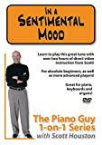 Piano Guy 1-on-1 Series: In a Sentimental Mood by Scott Houston
