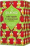 pukka(パッカ)  アップル&シナモン有機ハーブティー 20TB